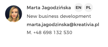 Marta Jagodzińska